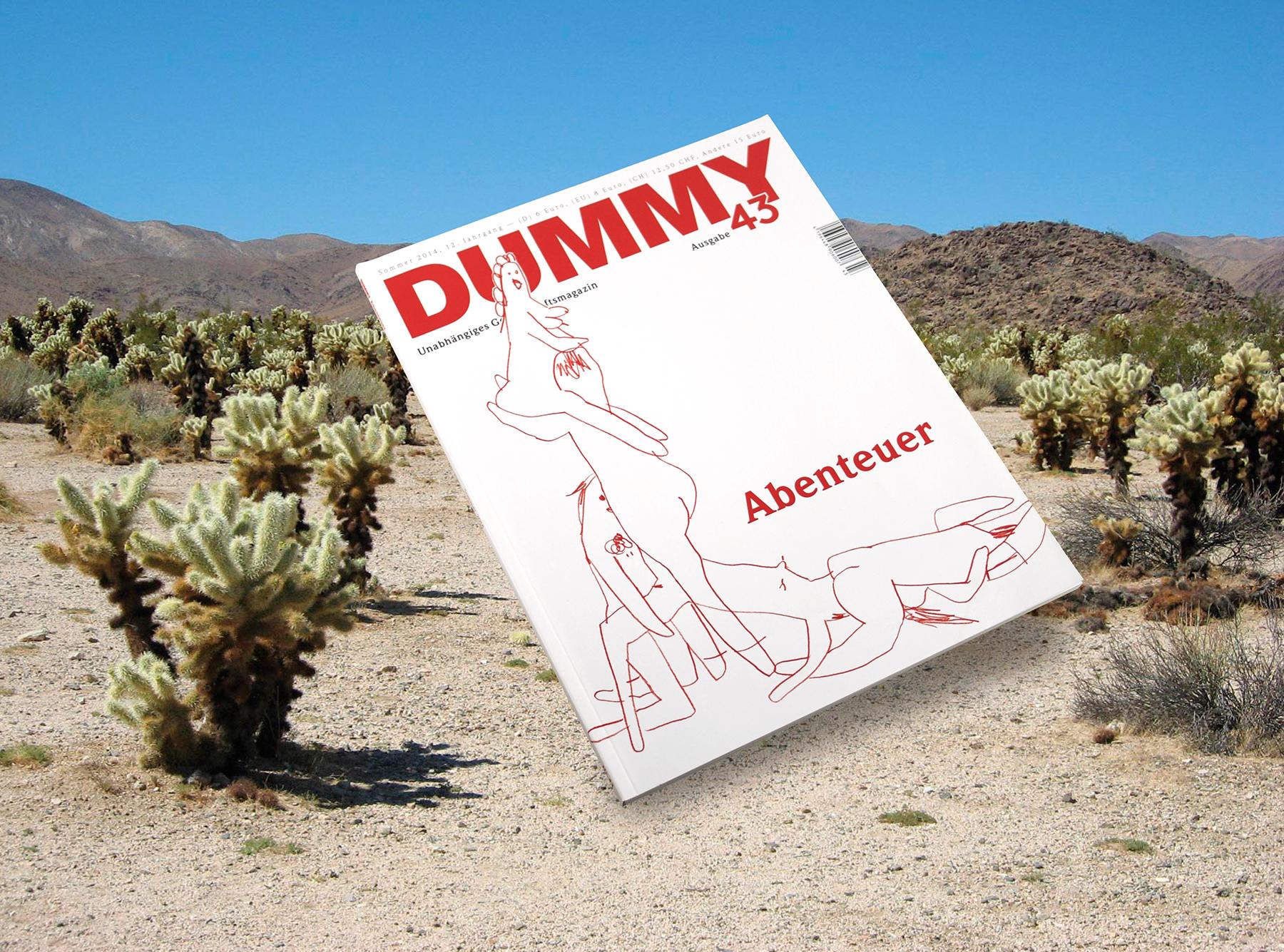 Dummy Magazine #1