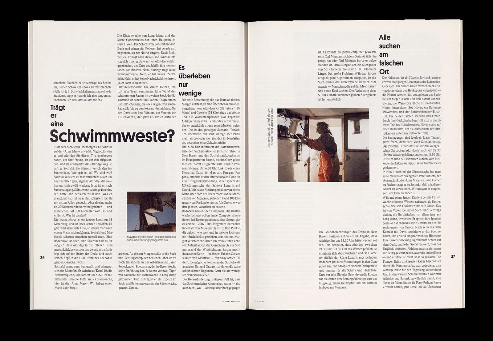 Dummy Magazine #2