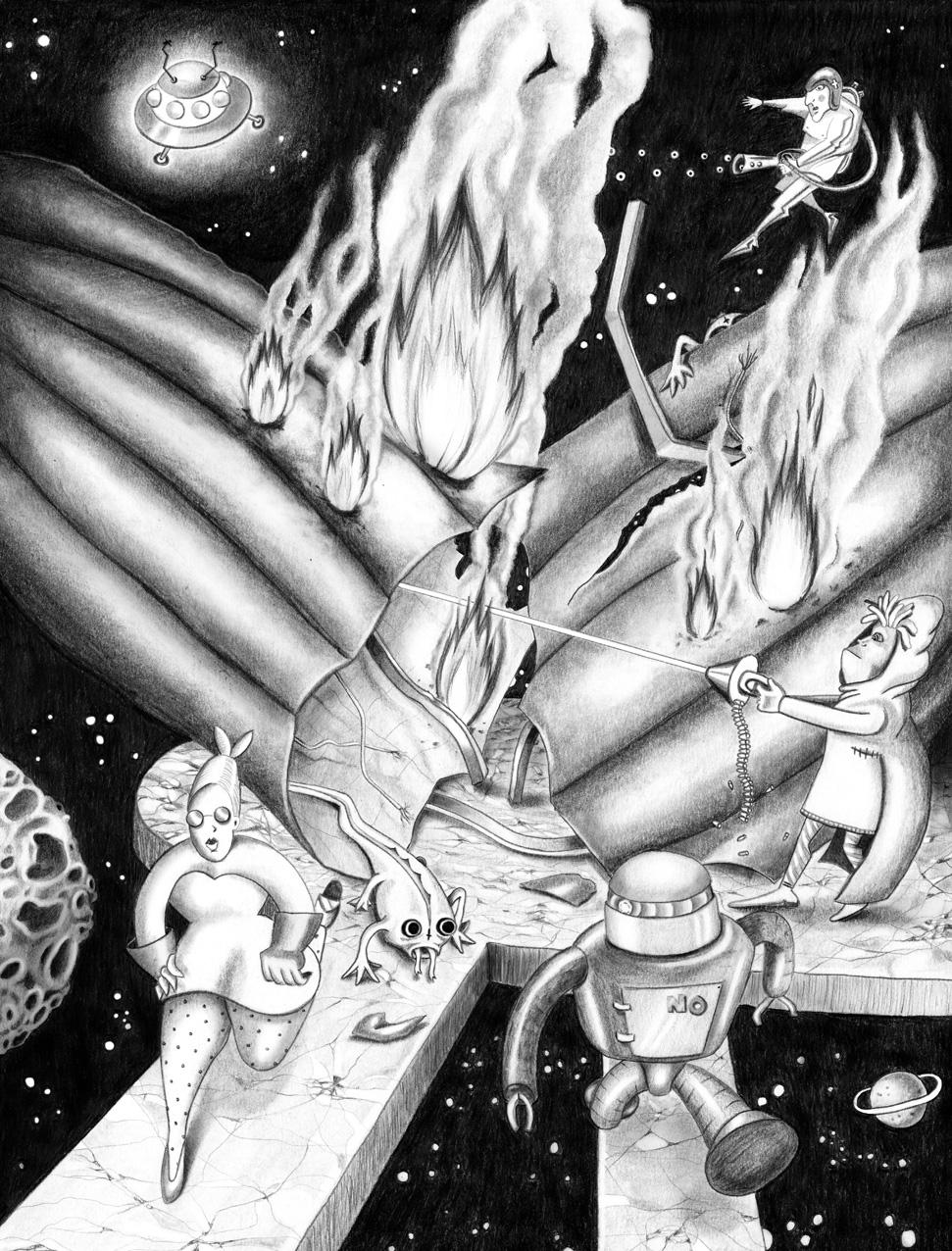 Illustrations #4